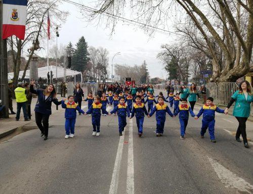 Desfile Natalicio Bernardo O'higgins